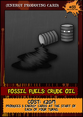 P33- Fossil Fuels (just an art person) Tags: black illustration grey graphics oil fuel crudeoil fossilfuels burningearth mmuterm3