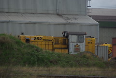 "262 Loco  ""Loftus"" (yogi59) Tags: steel south yorkshire tata north traction loco corporation works british locomotive ssi teesside 262 gec tees stephenson loftus redcar corus lackenby redcarandcleveland"