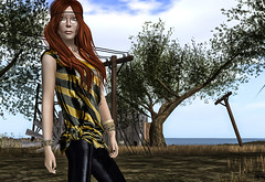 Countryside (Wicca Merlin) Tags: new woman news art fashion pose hair blog 3d clothing model truth photographer modeling avatar formal style jewelry blogger sl secondlife gift prize corpus couture modelpose gos mock hunt formalattire highfashion newrelease alafolie hatpins virtualworld gizza newreleases modelposes femaleclothing slfashion 3dpeople dollarbie slclothing slstyle modelingpose modelingposes silkenmoon diconayboa fashionposes wiccamerlin lfauna femalewear metavirtual fashioninpixels therunwayperfecthunt trph theperfectrunwayhunt trph4