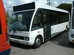 Stagecoach North West Optare Solo YJ07 VRU on loan from Optare (nsf323) Tags: stagecoachnorthwest