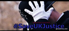 British Bobby ...... #SaveUKJustice http://epetitions.direct.gov.uk/petitions/48628 http://thejusticegap.com/2013/04/lawyer-of-your-choice/ (NickyNPerry_RAW) Tags: justice helmet police bobby british pct policeman grayling stobart lifeincustody