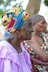 10069569 (wolfgangkaehler) Tags: africa old city portrait people woman black senior person village african traditional streetscene westafrica oldwoman togo lome capitalcity traditionalclothing seniorwoman traditionalcloth ewetribe