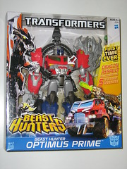 transformers prime beast hunters beast hunter optimus prime ultimate class misb a (tjparkside) Tags: light up fire prime lights dragon ultimate 5 five hunting battle class transformers spinning sword beast optimus leader glowing shield hunter windshield rapid missiles autobot hunters hasbro cannons misb