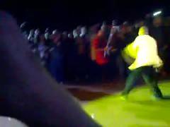 Ozomatli Concert with Shaolin Monks (I Luv Monkeys) Tags: sf show california music concert audience live martialarts event monks latin fillmore shaolin ozomatli