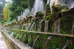 Villa d'Este (Tivoli/Italie) (PierreG_09) Tags: sculpture statue tivoli jardin este fontaine italie villadeste