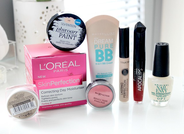 Boots Beauty Haul, Drugstore Beauty Haul, Beauty Blog Haul 2013 3