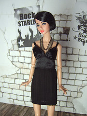 Rock Starlet fashion line - Tulip (Levitation_inc.) Tags: fashion doll handmade ooak levitation clothes poppy royalty parker fr2 nuface