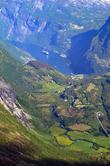 Geiranger (DSLEWIS) Tags: norway norge geiranger geirangerfjord fjord hollandamerica cruise