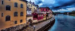 Regensburg (Miradortigre) Tags: bavaria baviera regensburg ratisbona alemania germany donau danube danubio rio river