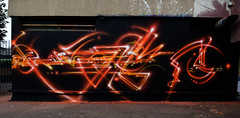 Swit light (HBA_JIJO) Tags: streetart urban graffiti art france artist hbajijo wall mur painting aerosol peinture murale spray paris94 vitrysurseine vitry letters writer lettrage lettring lettres calligraffiti