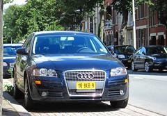2008 Audi A3 Sportback 2.0 TFSI (Typ 8P) (rvandermaar) Tags: 2008 audi a3 sportback 20 tfsi audia3 audia3sportback typ8p typ 8p sidecode7 18jkb9