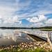 New Dock at Lake Crabtree