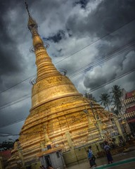 "Botataung #Pagoda (Burmese: literally ""1000 military officers"") is a located in downtown Yangon, #Myanmar, near the #Yangon river. The pagoda was first built by the Mon around the same time as was Shwedagon Pagodaaccording to local belief, over 2500 year (""guerrilla"" strategy) Tags: ifttt instagram botataung pagoda burmese literally 1000militaryofficers is located downtown yangon myanmar near river the was first built by mon around same time shwedagon pagodaaccording local belief over 2500 years ago completely destroyed during world war ii rebuilt after 