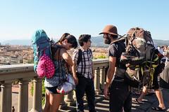 Firenze. (PeeterTomson) Tags: firenze florenze italy travel explore enjoy eurotrip backpacking good times fujifilm xa1 summer vacation