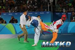 Taekwondo en los Juegos Olímpicos Rio 2016