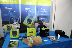 Zoll (adelaidefire) Tags: australasian fire emergency service authorities council afac 2016 brisbane queensland australia afac16 zoll aed