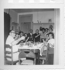 New families, the Bronx (Robert Barone) Tags: 1950s caterinadisisto clara disisto harry mary mickey newyork newyorkcity olla pasqualedisisto rose vintage blackandwhite fotodepoca thebronx