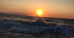 (irmakdogruyusever) Tags: peace island aydin izmir kusadasi turkey sky wave outdoor summerhouse sea sun sunset summer