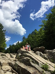 IMG_5877 (cayuill) Tags: jacksonfalls 2016 sophie nh steve cindy