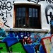 Valparaiso´s window, Chile