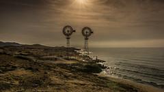 molinos de Calblanque (eolo1947) Tags: calblanque molinosdeviento parquenatural playas regiondemurcia