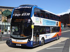 Photo of Stagecoach Merseyside, 10545 [SN16ONL] - Liverpool (04/08/16)