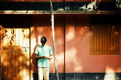Internet Addiction Standing In Front Of Wall Rear View Day Natural Light Color Photography Bangladesh In Colors People Of Bangladesh Shootermag Outdoors Light And Shadow Bangladesh Diaries Portrait Natural Light Portrait Person Casual Clothing Lifestyles (syed shabab) Tags: internetaddiction standing infrontof wall rearview day naturallight colorphotography bangladeshincolors peopleofbangladesh shootermag outdoors lightandshadow bangladeshdiaries portrait naturallightportrait person casualclothing lifestyles leisureactivity phone colouroflife domesticlife colorpalette myfavoriteplace
