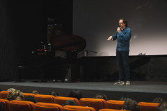 Ian Mistrorigo 052 (Cinemazero) Tags: pordenone silentfilmfestival cinemazero ianmistrorigo busterkeaton matine cinemamuto pianoforte