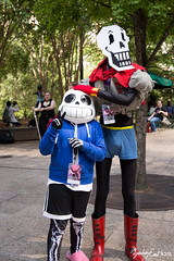 20160903-153751-5D3_8908 (zjernst) Tags: 2016 atlanta brothers characters convention cosplay costume dragoncon overwatch papyrus photoshoot sans skeleton skull undertale videogame