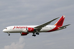 N784AV Boeing 787-8 Avianca (pslg05896) Tags: n784av boeing787 avianca lhr egll london heathrow