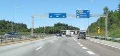 E6-30 (European Roads) Tags: e6 oslo gardermoen kvam bergen jessheim klfta skedsmo motorvei motorway norway norge