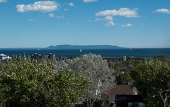 DSC_9370 (devoutly_evasive) Tags: sky skyline sleepinggiant hillcrestpark thunderbay view lakesuperior tankers boats harbor harbour shipping vista overlook overlooking city