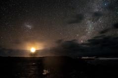 Cape Leeuwin lighthouse (Richard Mart1n) Tags: landscape landscapes astrophotography travel lighthouse capeleeuwin cape leeuwin australia westernaustralia western stars nikon d5000