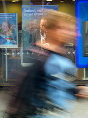 Sax BLUR (dddoc1965) Tags: dddoc davidcameronpaisleyphotographer september 23rd 2016 kenny ried glasgow buildings parks shop fronts fountain polish people churches mosque water