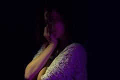 Gabi (Juan David Durn Domnguez) Tags: bogota mujer retrato canon vendas desaparecido documental juandaviddurn