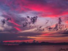 Good morning! (juanjo pealver) Tags: mallorca mar marina mediterraneo morning amanecer alcudia nubes color sunrise