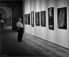 Alfred Hitchcock; viendo fotos. (GARFANKEL) Tags: fotostabacalerayloca