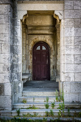 The door of faith (Rayoflightbe) Tags: normandi travel normandy saint paul church granville architecture