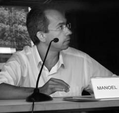 Manoel Rangel - ANCINE President (Carlos Ebert) Tags: cinema movies civilservant bureaucrat ancine