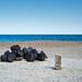 Sculpture Garden (nosha) Tags: ocean blue sea sculpture rock garden nj shore jerseyshore jerseystrong
