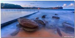 0S1A5583enthuse (Steve Daggar) Tags: sunset seascape beach landscape oceanpool macmasters