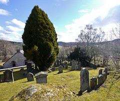 Dunlichity GH2+7to14mm lense (11) (MikeBradley) Tags: scotland highlands oldburialground dunlichitycemetary dunlichity dunlichityburialground