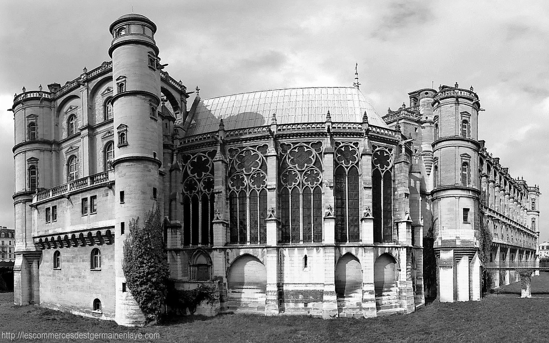 La chapelle saint louis le ch teau vieux de saint germain en laye les comme - Cfppah saint germain en laye ...