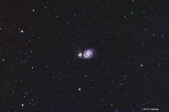 M51 (kszakonyi) Tags: astronomy m51 Astrometrydotnet:status=solved Astrometrydotnet:version=14400 Astrometrydotnet:id=alpha20130431408528