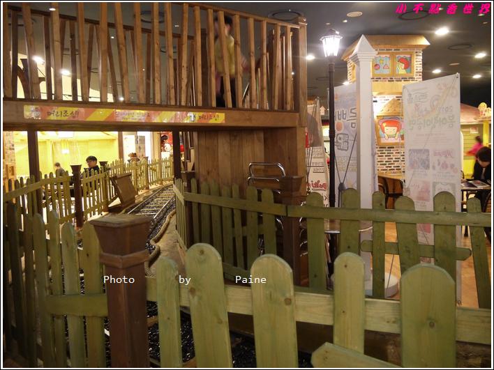 首爾 永登浦站TIME SQUARE / DALKI 草莓妹樂園