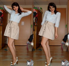 Have a wonderful weekend my Friends! (Veronica Mendes (formerly Toni Richards)) Tags: cute sexy tv high long pumps transformation legs cd adorable makeup crossdressing tgirl transgender wig transvestite heels toni ecstasy lipstick euphoria brunette lovely richards transgendered flirty crossdresser ts tg mtf travesti transgirl transwoman tonirichards