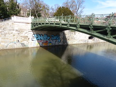 Bridge (petrusko.rm) Tags: vienna wien bridge lumix austria panasonic 2013 fz200