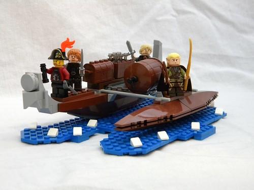 ship lego legends sail minifig lancer myst minifigure draconia brickdom