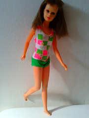 francie tnt with original bath swimsuit 1967 (cristiancitochile) Tags: original bath with 1967 tnt swimsuit francie