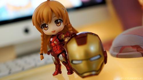 Iron Man Nendoroid